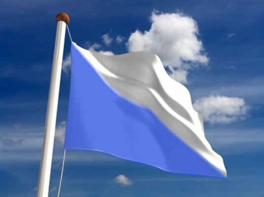 Bandera del Cantón de Curridabat
